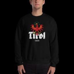 Tirol 1809 Tirolerland Schriftzug Sweatshirt Pullover