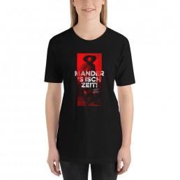 Tirol Mander s isch Zeit Andreas Hofer Tirolerland T-Shirt
