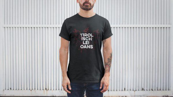 Tirol isch lei oans T-Shirt