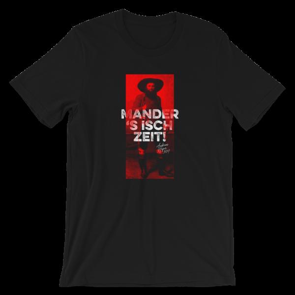 Tirol Mander s isch Zeit Andreas Hofer T-Shirt