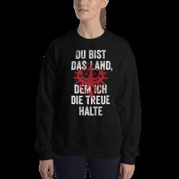 Tirol Du bist das Land dem ich die Treue halte Sweatshirt Pullover