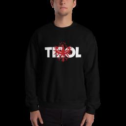 Tirol 1809 Adler Tirolerland Schriftzug Sweatshirt Pullover