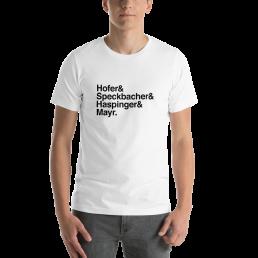 Freiheitskämpfer Andreas Hofer Josef Speckbacher Haspinger Mayr Tirol T-Shirt