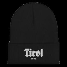 Tirol 1809 Mütze Haube Beanie